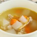 輔食 滋補又簡單,就是這碗蘿卜湯 全家人一起吃