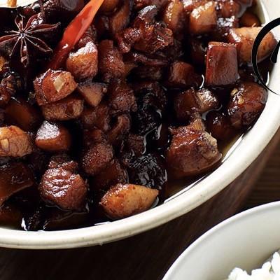 「回家菜谱」——私房香菇肉臊