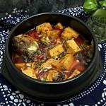 砂锅鲫鱼豆腐煲