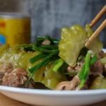 苦瓜焖鸭#KitchenAid的美食故事#