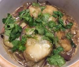鳕鱼砂锅煲