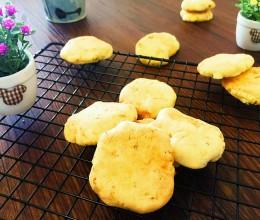 杏仁核桃饼干(无泡打粉、苏打粉)