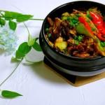 #中餐厅#砂锅三文鱼头