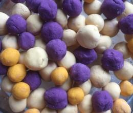 紫薯、地瓜芋圆