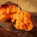 软糯香甜烤红薯