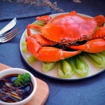 清蒸青蟹#KitchenAid的美食故事#