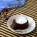 熔岩巧克力蛋糕 #kitchenaid的美食故事#