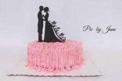 酸奶慕斯婚庆蛋糕