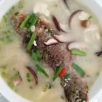 香菇豆腐鱼汤