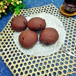 蔓越莓可可包#跨界烤箱,探索味来#