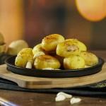 秘制迷迭香烤土豆