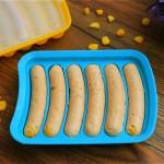 鸡肉玉米火腿肠#KitchenAid的美食故事#