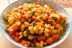 什锦甜玉米