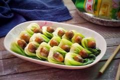 草菇趴油菜