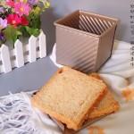 红糖生姜吐司#KitchenAid的美食故事#