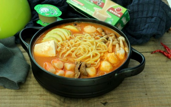 韩式拉面火锅