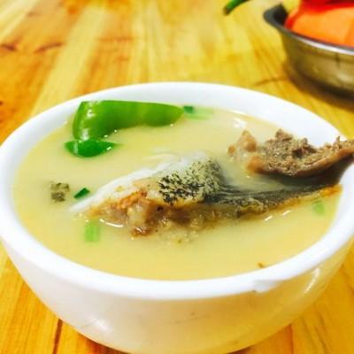 鱖魚頭火鍋