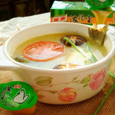 冬季滋補火鍋湯底