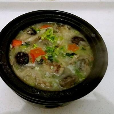 秘制酿香菇炖菜