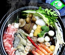 羊肉海鲜火锅