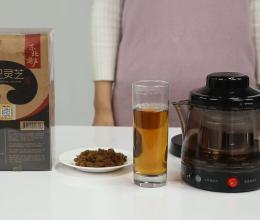 灵芝茶-您养生的好拍档