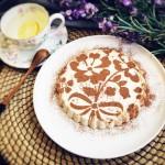 酸奶慕斯蛋糕·不用烤箱不用面粉也能做蛋糕