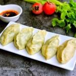 烫面芹菜猪肉蒸饺#蒸派or烤派#