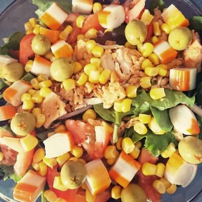 西式沙拉菜