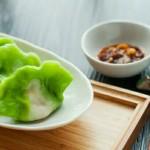 翡翠白玉小饺子