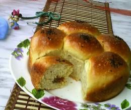 黑椒培根面包#跨界烤箱 探索味来#