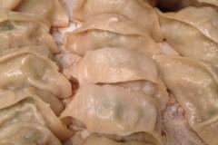 燒(亞ki-)餃子
