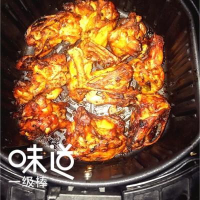空氣炸鍋烤雞叉