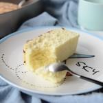 拉花輕乳酪蛋糕