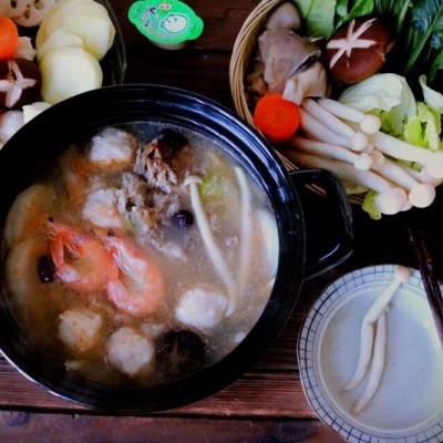 豬骨濃湯幸福鍋