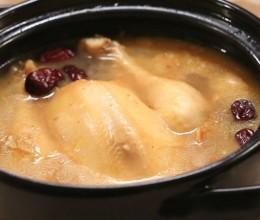 韩国参鸡汤