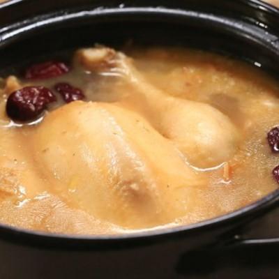韓國參雞湯