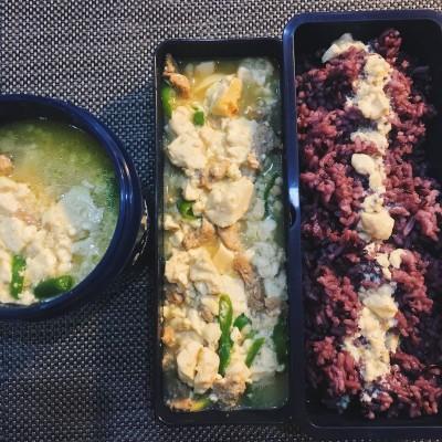便當食譜-豆腐燜肉肉