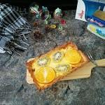 奶油水果挞#安佳烘焙学院#