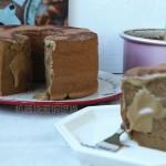 提拉米苏爆浆蛋糕