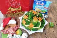 圣诞树#安佳烘焙学院#