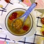 炖雪燕桃胶皂角米