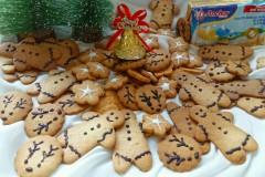 黄油饼干#安佳烘焙学院#