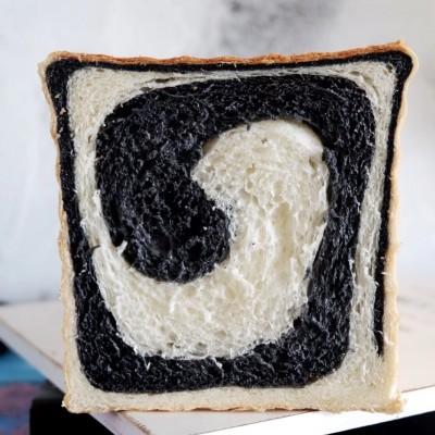 雙色吐司面包