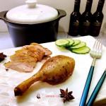 黑乐砂锅烤鸭