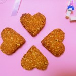 燕麦红糖饼干