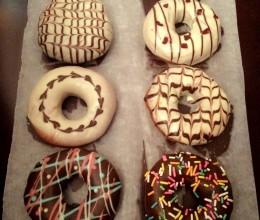 甜甜圈_巧克力动你心