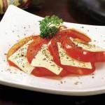 番茄芝士沙拉