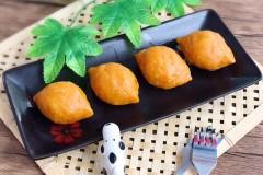 减肥零食-红薯燕麦小蒸饼