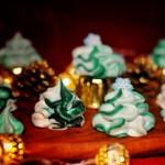 迟到的圣诞节-法式圣诞树蛋白糖