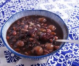 黑豆红枣粥